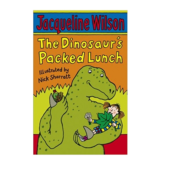 RL 3.2 : Jacqueline Wilson 저학년 : The Dinosaur's Packed Lunch (Paperback)