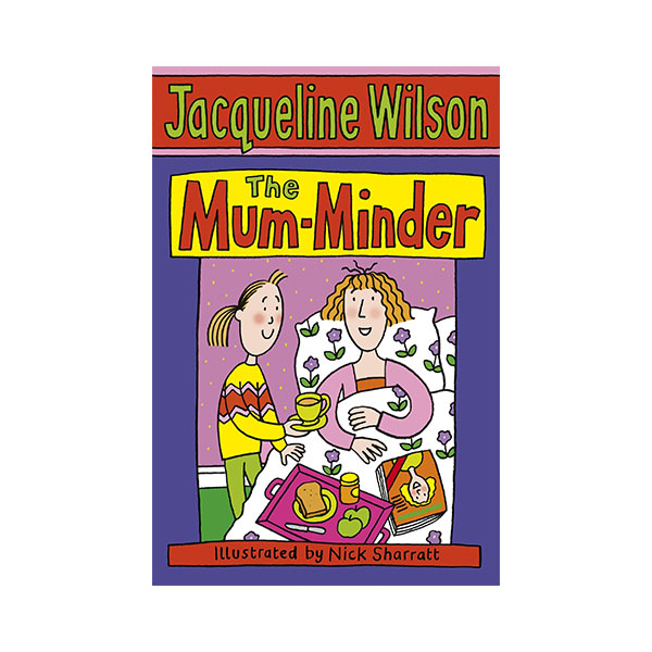 RL 3.2 : Jacqueline Wilson 저학년 : The Mum-Minder (Paperback)