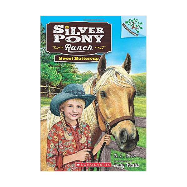 Silver Pony Ranch #02 : Sweet Buttercup (Paperback)