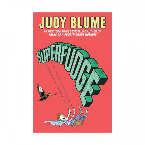 Judy Blume : Superfudge (Paperback)