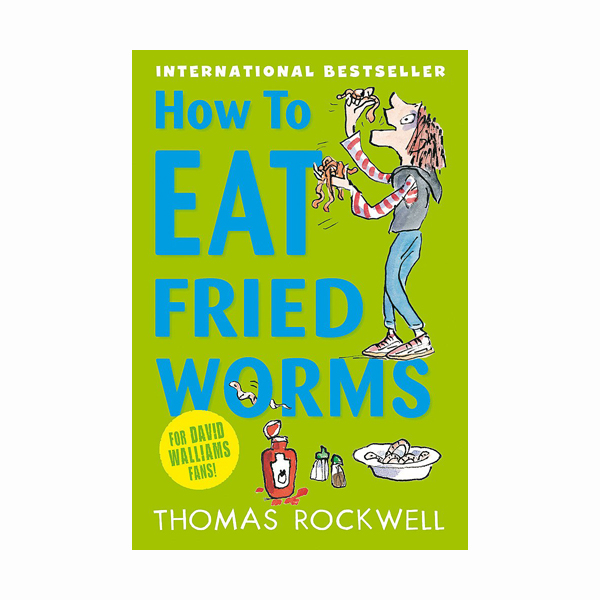 RL 3.5 : How to Eat Fried Worms (Paperback, 영국판)