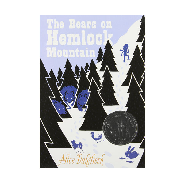 [1953 뉴베리] The Bears on Hemlock Mountain (Paperback, Newbery)
