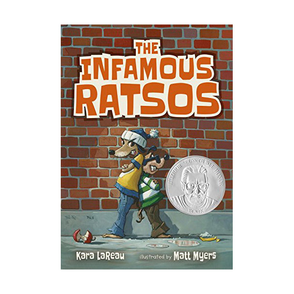 RL 3.5 : The Infamous Ratsos (Hardcover)