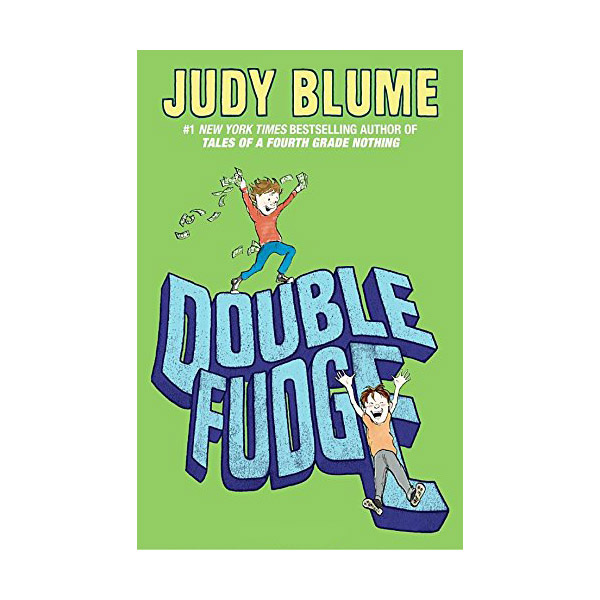 Judy Blume : Double Fudge (Paperback)