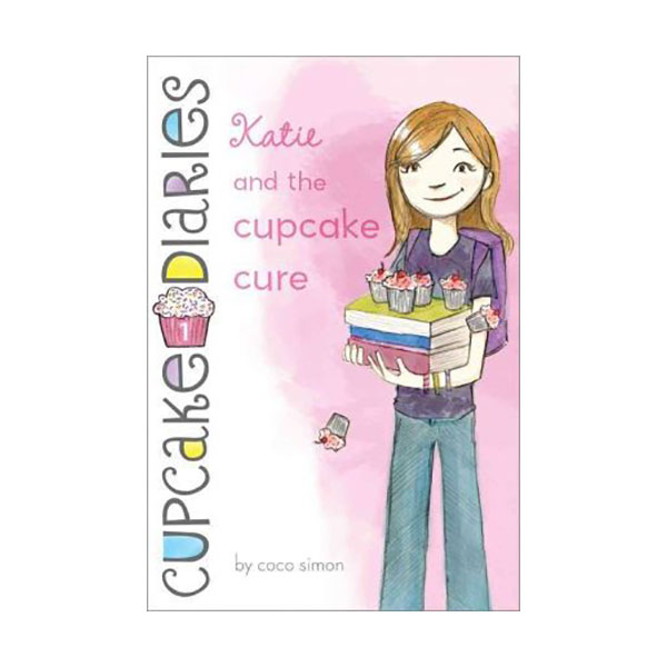 RL 3.8 : Cupcake Diaries #1: Katie and the Cupcake Cure (Paperback)