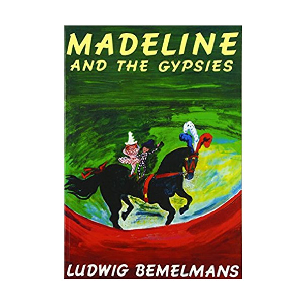 Madeline and the Gypsies (Paperback)