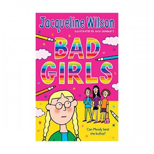 RL 4.0 : Jacqueline Wilson Teen : Bad Girls (Paperback)