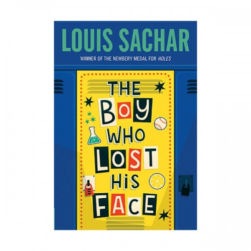 RL 4.0 : Louis Sachar : The Boy Who Lost His Face (Paperback)