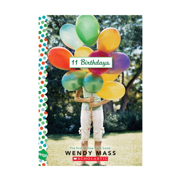 RL 4.1 : 11 Birthdays (Paperback)