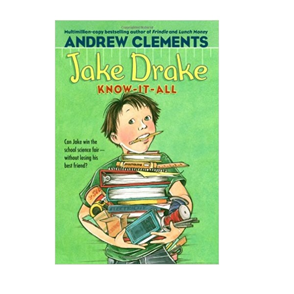 Andrew Clements : Jake Drake, Know-It-All (Paperback)