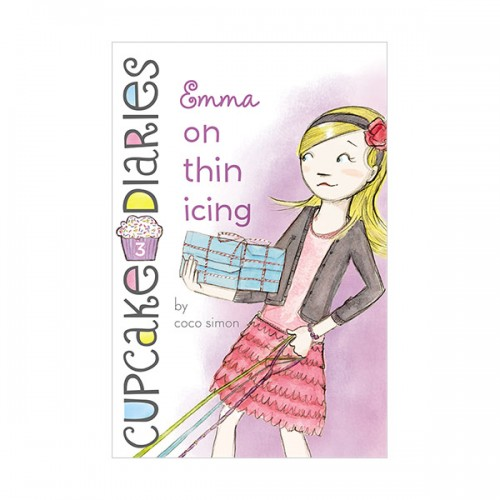 RL 4.1 : Cupcake Diaries #3: Emma on Thin Icing (Paperback)