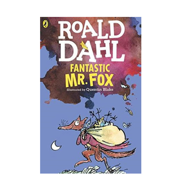 RL 4.1 : Roald Dahl : Fantastic Mr. Fox (Paperback, Reprint Edition)