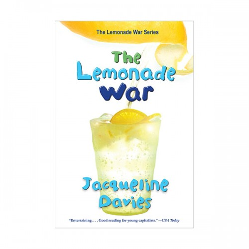 RL 4.1 : The Lemonade War Series #01 : The Lemonade War (Paperback)