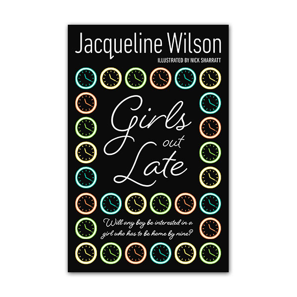 RL 4.2 : Jacqueline Wilson Teen : Girls Out Late(Paperback)