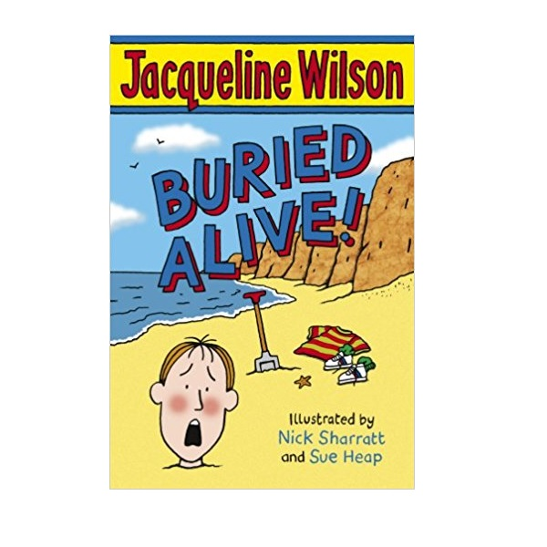 RL 4.2 : Jacqueline Wilson 저학년 : Buried Alive! (Paperback)