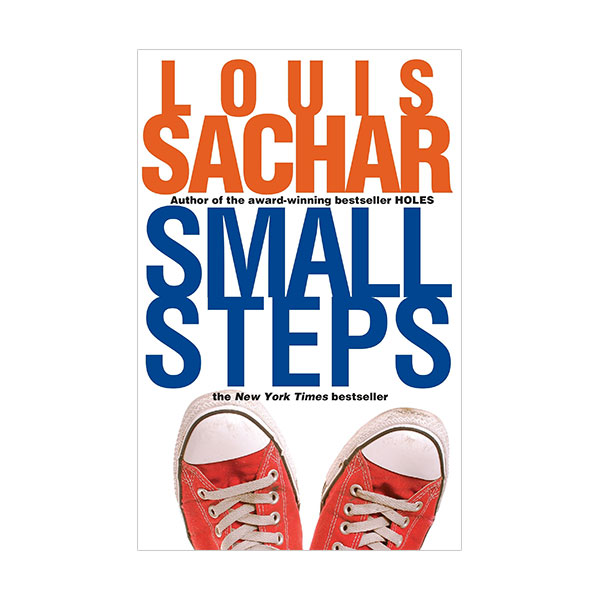 RL 4.2 : Louis Sachar : Small Steps (Paperback)