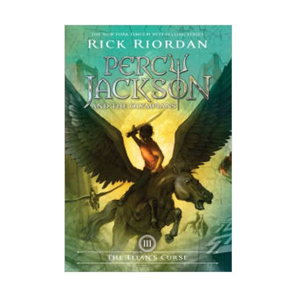 Percy Jackson and the Olympians Series #3: The Titan's Curse (Paperback)