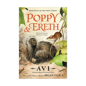 RL 4.2 : The Poppy Stories #06 : Poppy and Ereth (Paperback)