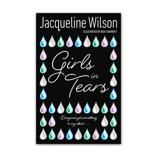 RL 4.3 : Jacqueline Wilson Teen : Girls in Tears (Paperback)