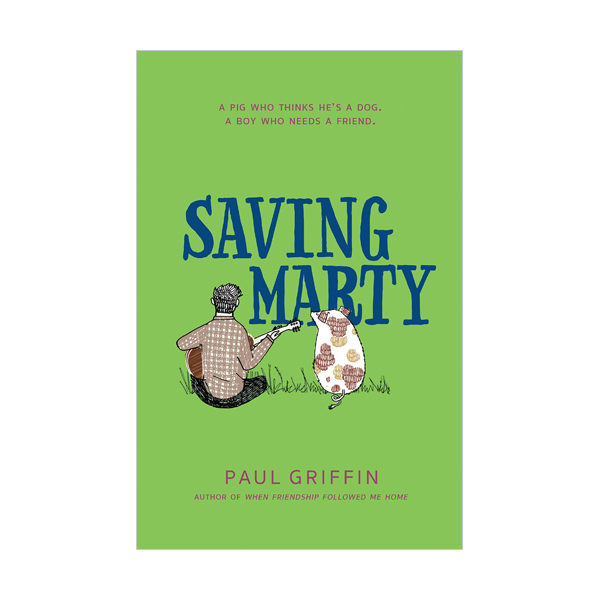 RL 4.3 : Saving Marty (Paperback)