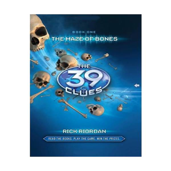 [스콜라스틱] The 39 Clues #01 : The Maze of Bones (Hardcover)