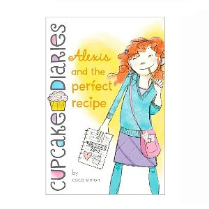 RL 4.4 : Cupcake Diaries #4: Alexis and the Perfect Recipe (Paperback)
