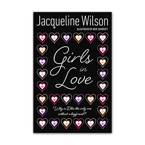 RL 4.4 : Jacqueline Wilson Teen : Girls in Love (Paperback)
