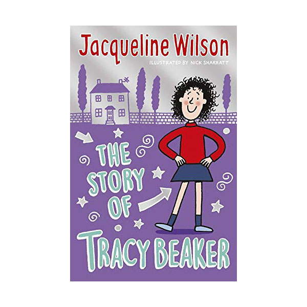 RL 4.4 : Jacqueline Wilson 고학년 : The Story of Tracy Beaker (Paperback, 영국판)
