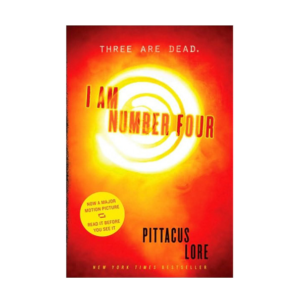 RL 4.4 : Lorien Legacies Series #1 : I Am Number Four (Paperback)