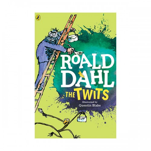 RL 4.4 : Roald Dahl : The Twits (Paperback, Reprint Edition)