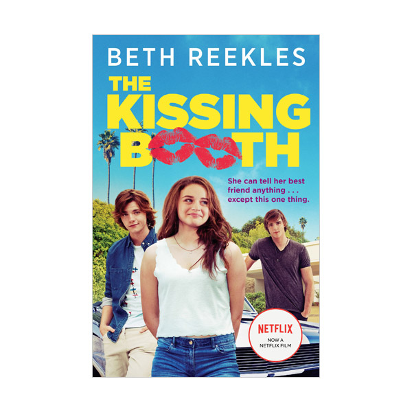 RL 4.4 : The Kissing Booth (Paperback)