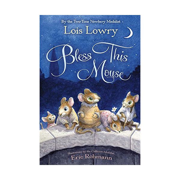 RL 4.5 : Bless This Mouse (Paperback)