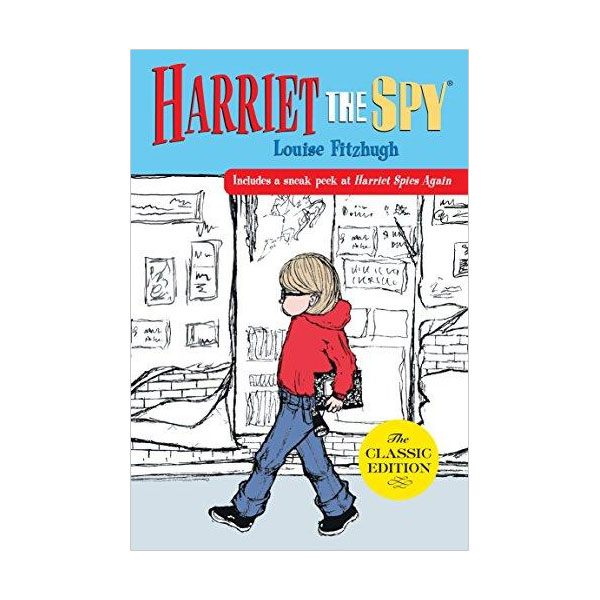 RL 4.5 : Harriet the Spy (Paperback)