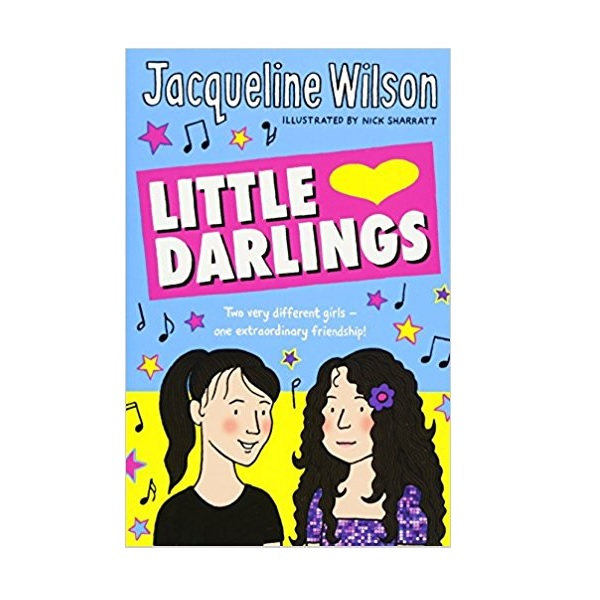 RL 4.5 : Jacqueline Wilson Teen : Little Darlings (Paperback)
