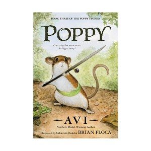 RL 4.5 : The Poppy Stories #02 : Poppy (Reissue, Paperback)