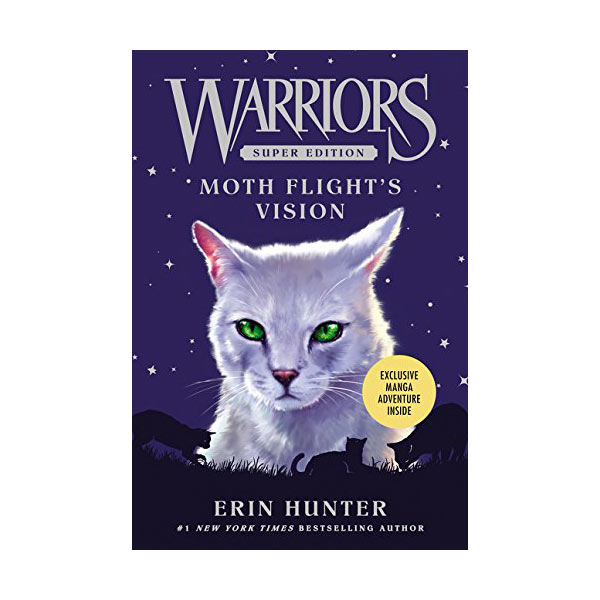 RL 4.5 : Warriors Super Edition : Moth Flight's Vision (Paperback)