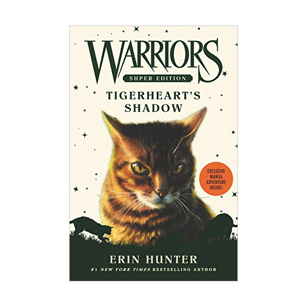 RL 4.5 : Warriors Super Edition: Tigerheart's Shadow (Hardcover)