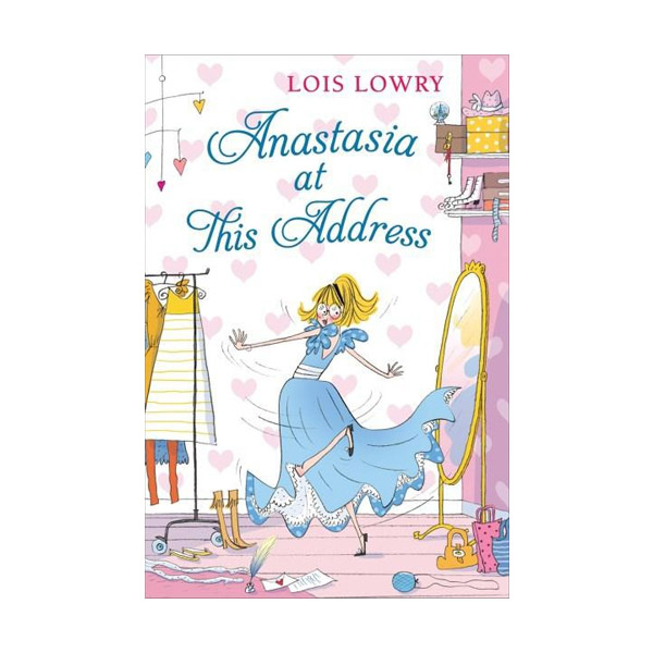 RL 4.6 : Anastasia Krupnik Story : Anastasia at This Address (Paperback)