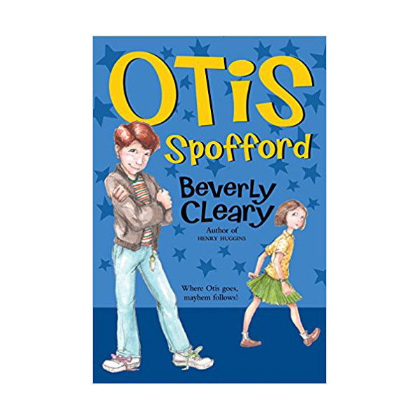 Beverly Cleary : Otis Spofford (Paperback)