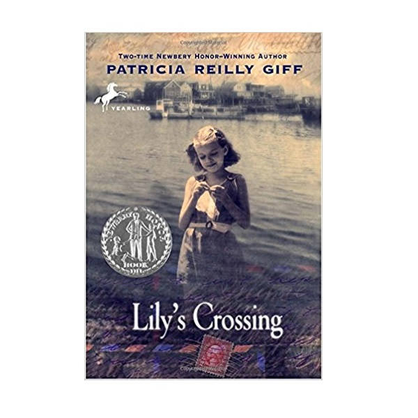 RL 4.6 : Lily's Crossing (Paperback, Newbery)