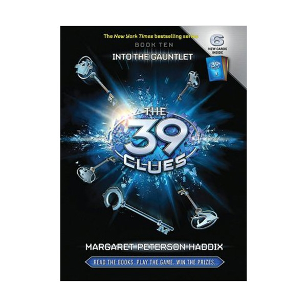The 39 Clues #10 : Into the Gauntlet (Hardcover)