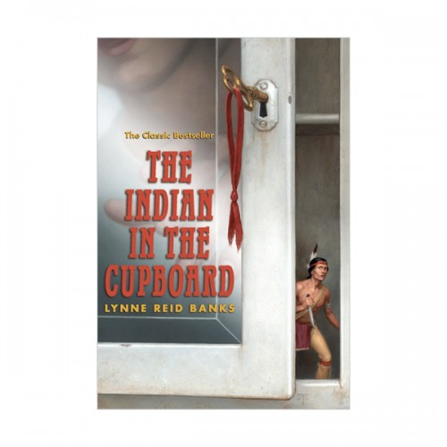 RL 4.6 : The Indian in the Cupboard (Paperback)