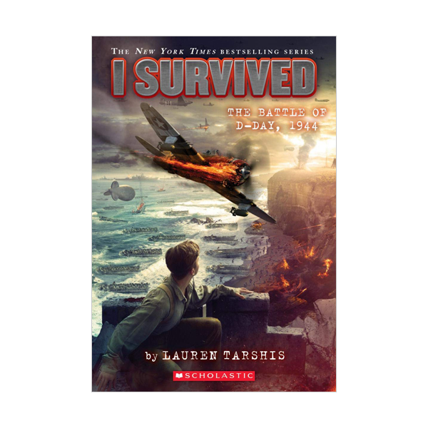 I Survived #18 : I Survived the Battle of D-Day, 1944 (Paperback)