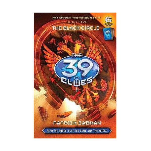 The 39 Clues #05 : The Black Circle (Hardcover)