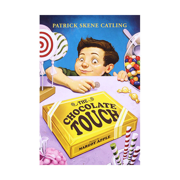 ☆윈터세일☆RL 4.7 : The Chocolate Touch (Paperback)