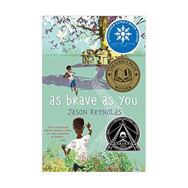 RL 4.8 : As Brave As You (Paperback)
