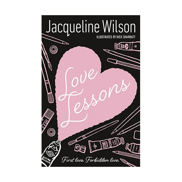Jacqueline Wilson Teen : Love Lessons (Paperback)