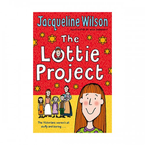 RL 4.8 : Jacqueline Wilson 고학년 : The Lottie Project (Paperback)