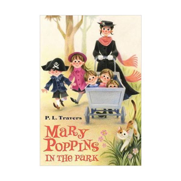RL 4.8 : Mary Poppins in the Park (Paperback)