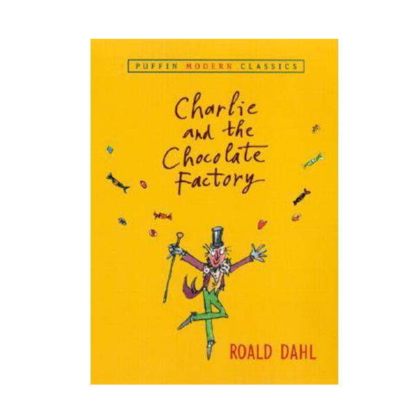 Puffin Modern Classics : Charlie and the Chocolate Factory (Paperback)